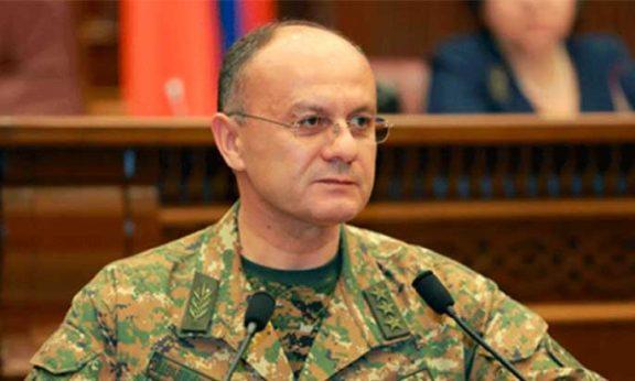 AraratNews - Մեր հրամանատարները հմուտ են, մեր զինվորները՝ քաջարի. Սեյրան  Օհանյան