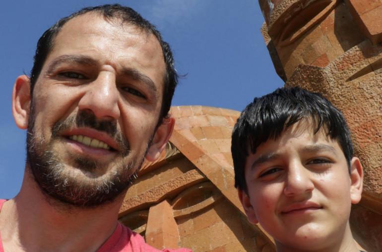 AraratNews - Զոհվել է դերասան Կարեն Մկրտչյանի որդին